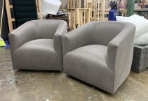 Bondi Leather Chairs 08378