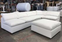 Cloud Sectional Armless 09
