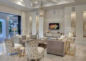 Luxury living room greents