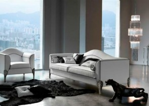 Italian-furniture-Zanaboni-elegant-white-leather