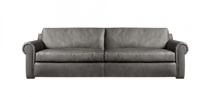 Austin Leather Sofa