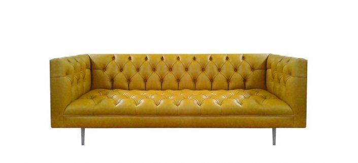 Belize Leather Sofa