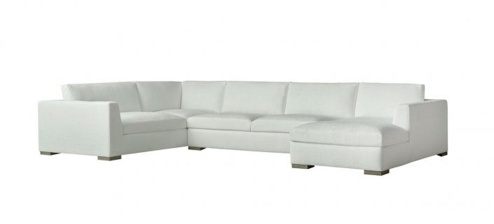 Bella U Sectional