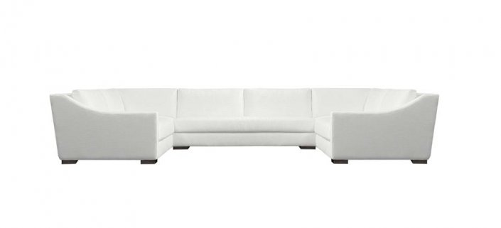 Cate U Sectional