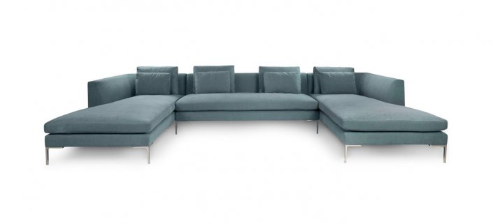 Charles II Sectional