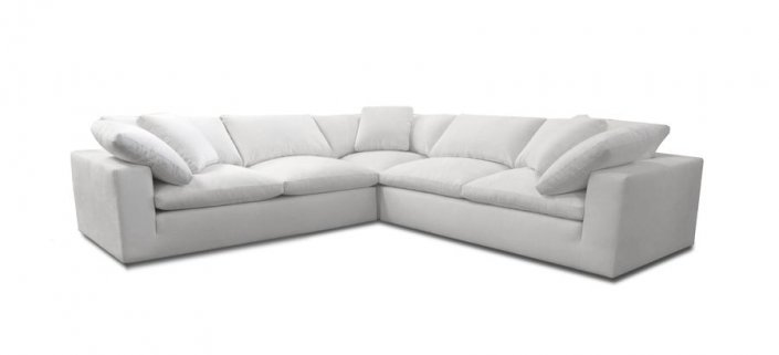 Cloud 5 Sectional