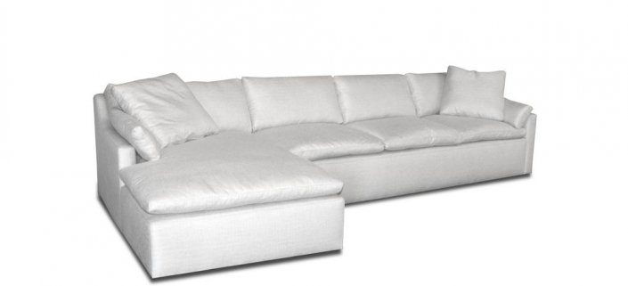 Cloud SA II Sectional