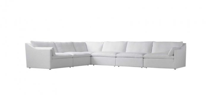 Cloud SA Modular Sectional