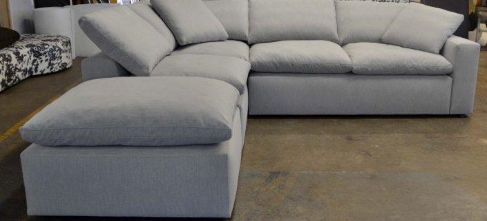 Cloud 6 Sectional