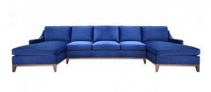 Jackie U Sectional