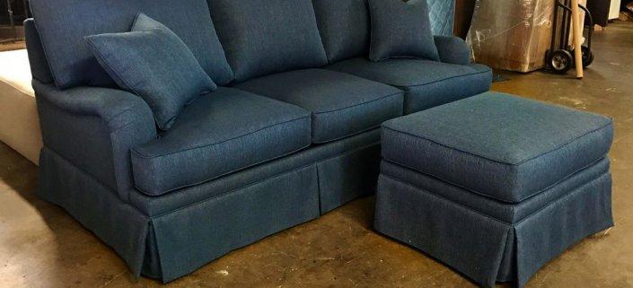Logan Sofa Custom