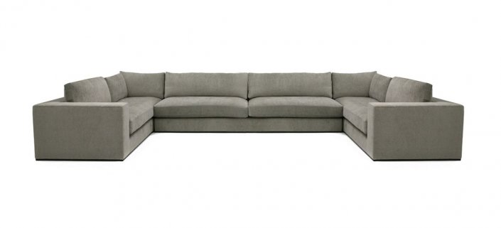 London U Sectional