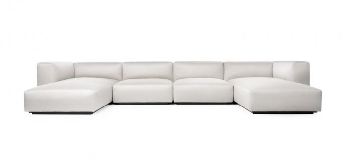 Lugano U Sectional