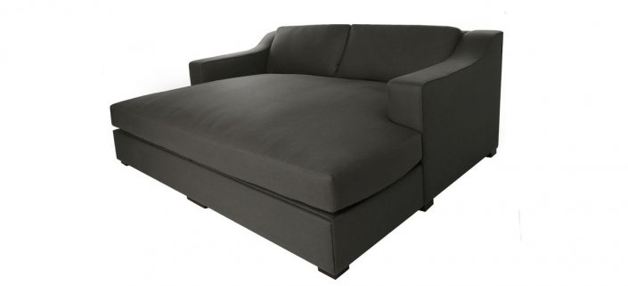 Noemi Media Sectional